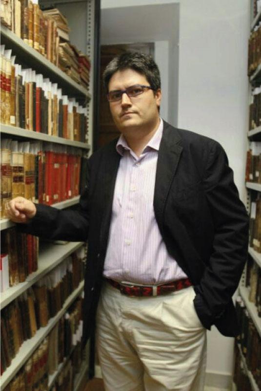 Francisco Benavides Vázquez