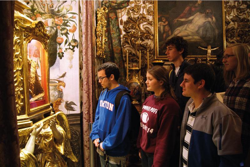 Gabinete Didáctico | Visita Colegios | Centesimus Annus